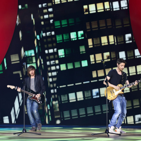 Sonohra – Live 2012