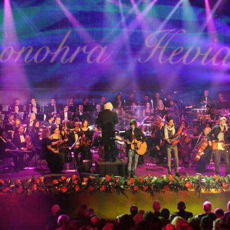 Concerto di Natale 2012 con Hevia