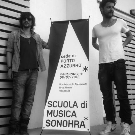 Inaugurazione Scuola Sonohra – Isola d'Elba