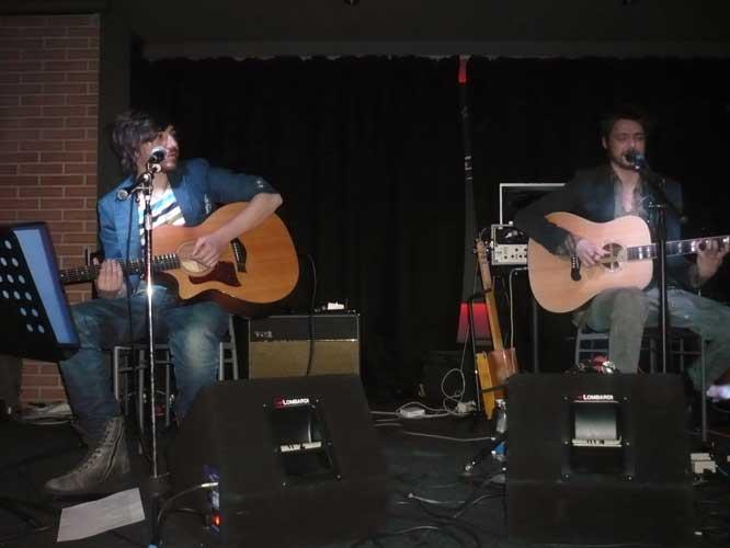 Sonohra Acoustic Trio, Ascoli Piceno