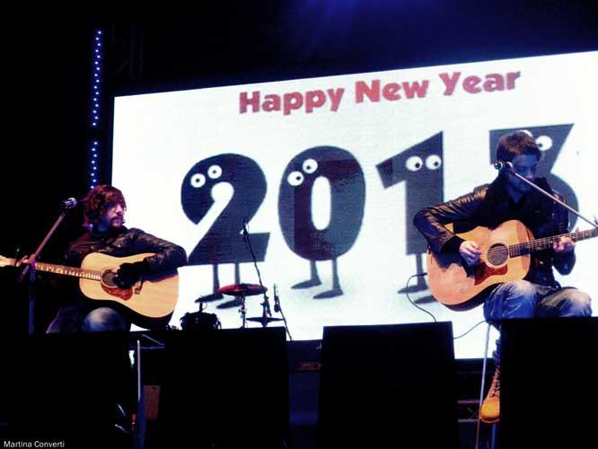 Sonohra Acoustic Trio, Capodanno