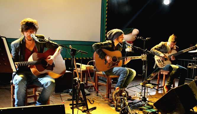 Sonohra Acoustic Trio, Castiglione Olona
