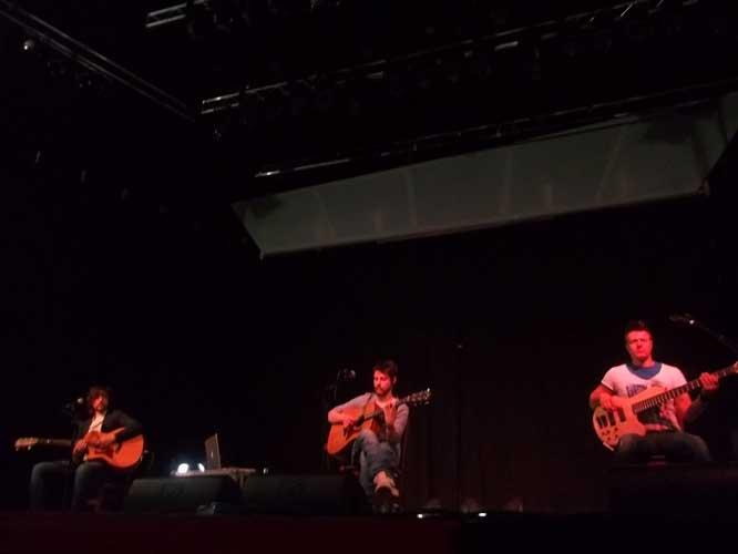 Sonohra Acoustic Trio, Catania
