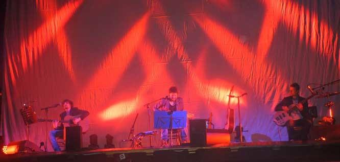 Sonohra Acoustic Trio a Mantova