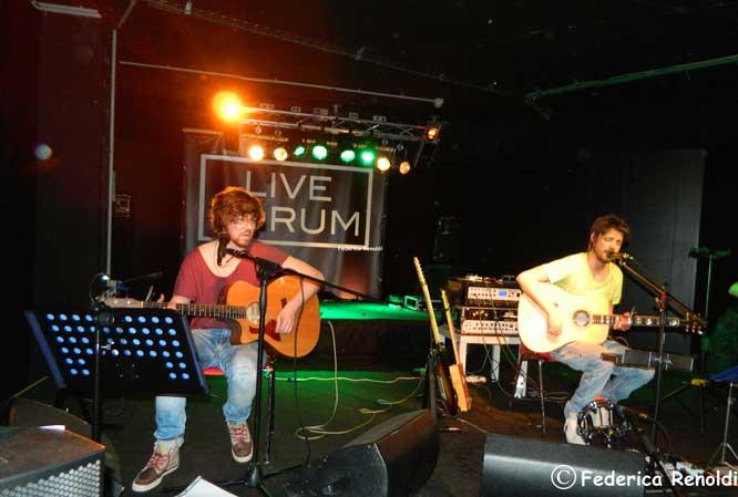 Sonohra Acoustic Trio, Milano