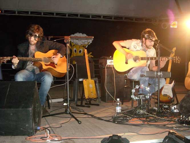 Sonohra Acoustic Trio, Rio Saliceto