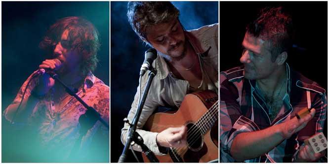 Sonohra Acoustic Trio, Scauri