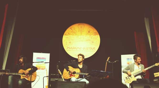 Sonohra Acoustic Trio, Tricesimo