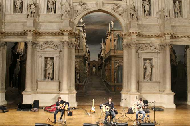 Sonohra Acoustic Trio, Vicenza