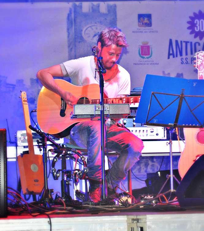 Sonohra Acoustic Trio, Villafranca
