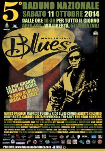 Sonohra ospiti speciali del Festival Blues Made in Italy